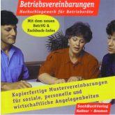 Betriebsvereinbarungen. CD-ROM