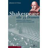 Shakespeare alle 35 Dramen