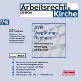AVR-Vergütungsrechner (bis 5 Arbeitsplätze)