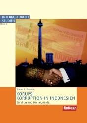Korupsi - Korruption in Indonesien - Cover