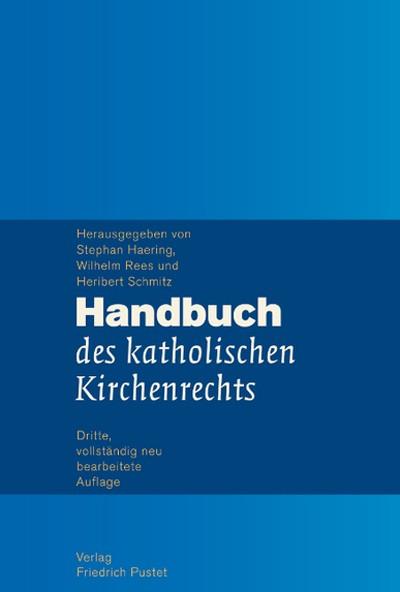 Handbuch des katholischen Kirchenrechts