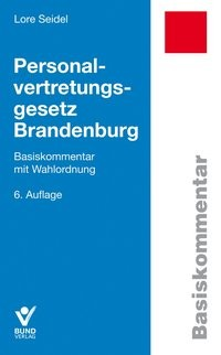 Personalvertretungsgesetz Brandenburg