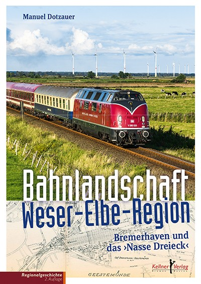 Bahnlandschaft Weser-Elbe Cover