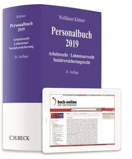 Personalbuch 2019
