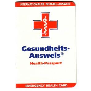 Gesundheitsausweis