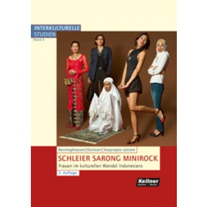 Schleier Sarong Minirock