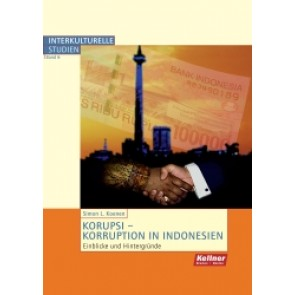 Korupsi - Korruption in Indonesien - Cover