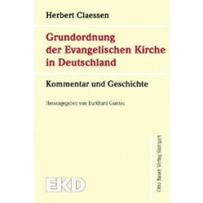Grundordnung der Evangelischen Kirche in Deutschland