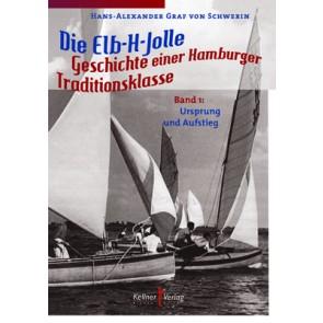 Die Elb-H-Jolle Cover