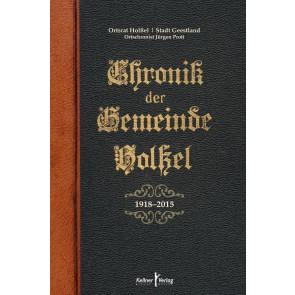 Cover Chronik der Gemeinde Holßel