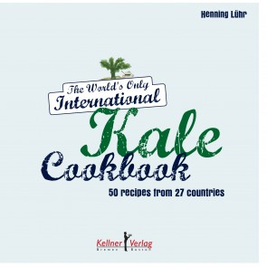 Internationale Kale Cookbook