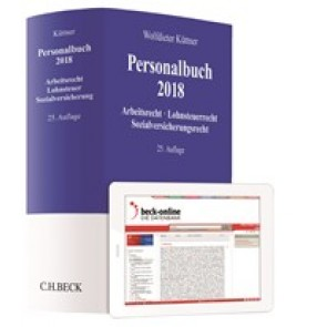 Personalbuch 2018