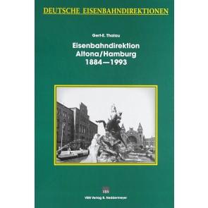 Eisenbahndirektion Altona/hamburg