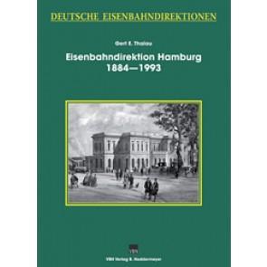 Eisenbahndirektion Hamburg 1884–1993