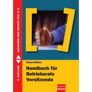 Handbuch für Betriebsratsvorsitzende