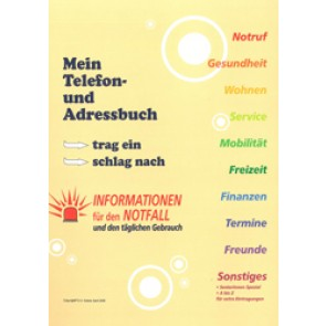 Telefon- und Adressbuch