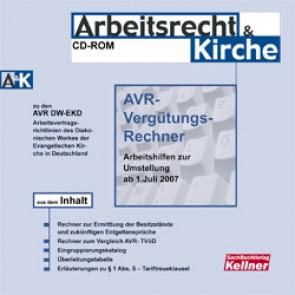 AVR-Vergütungsrechner
